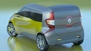Les nouveautés Renault au salon de Francfort