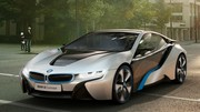 Deux modèles électriques dévoilés chez BMW