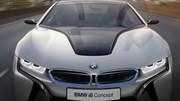 BMW i8 Concept : comme un air de révolution