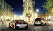 BMW i3 et i8 Concepts, le futur se précise