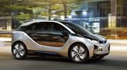 BMW met les points sur les I : Voici la I3 !