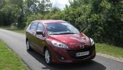 Essai Mazda 5 1.6 MZ-CD 115