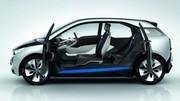 BMW i3 Concept (Francfort 2011) : Le carbone est dans la structure, pas à l'échappement