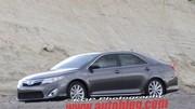 La prochaine Toyota Camry Hybrid toute nue