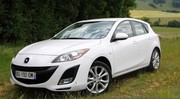 Essai Mazda 3 1.6 MZ-CD 115 Sport : mise aux normes