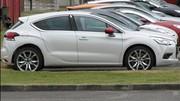 La Citroën DS4R de profil
