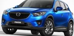 Mazda CX-5 : Objectif Europe