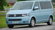 Essai Volkswagen T5 Multivan 2.0 TDI BlueMotion 114 ch : Voyageur au long cours