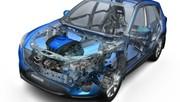 Mazda dévoile son SUV CX-5