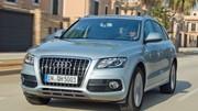 Essai Audi Q5 Hybrid : Phénomène de sociétés