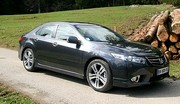 Essai Honda Accord Type S