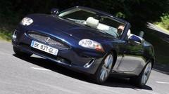Essai Jaguar XK Cabriolet V8 5.0 385 ch : Dernier coup de griffe