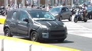 La nouvelle Fiat Panda 2011 surprise en Italie !