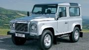 Land Rover préparerait un nouveau concept Defender