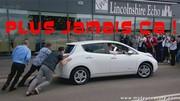 2 bornes de recharge à Lincoln, merci Top Gear