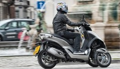 Essai Piaggio MP3 Yourban LT300 : Le tricycle se dévergonde!