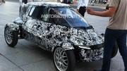 Une Audi e-Tron E1 basée sur la VW 1L ?