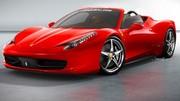 Salon de Francfort 2011 : Ferrari 458 Spider confirmée