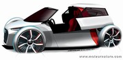 Audi Urban Concept, électrique et radical