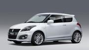 Suzuki Swift : La nouvelle Swift Sport passe la sixième