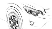 Subaru XV : premier teaser