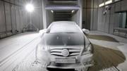 Tunnels climatiques pour Mercedes