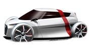 Audi Urban Concept : Rat des villes !