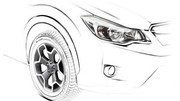 Premier teaser de la nouvelle Subaru XV