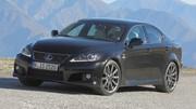 Lexus IS-F restylée et améliorée