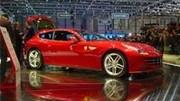 Les nouveautés Ferrari au salon de Francfort
