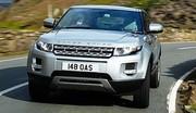 Essai Range Rover Evoque 2.2 SD4 190 ch : Un Range sans équivoque