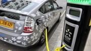 La Toyota Prius rechargeable au salon de Francfort