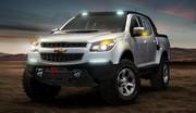 Chevrolet Colorado Rally et Miray concepts en première européenne
