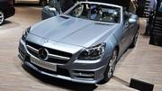 Mercedes SLK 250 CDI : en vidéo avant Francfort