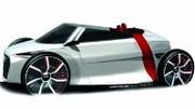 Deuxième round pour Audi : Urban Concept Spider