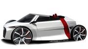 Audi Urban Concept Spyder : Exhibitionniste récidiviste