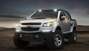 Chevrolet Colorado Rally Concept : A fond dans la pampa !