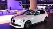 BMW Serie 1 Performance Studie : des photos ont fuité