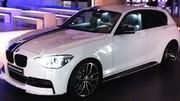 Premières images de la BMW Série 1 Performance Studie