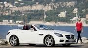 Mercedes SLK 250 CDI : le tarif