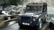 Land Rover Defender diesel Euro 5