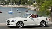 Mercedes SLK : maintenant en diesel