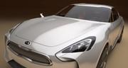 Kia Four-doors Sports Sedan Concept