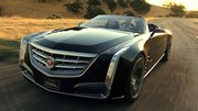 Cadillac Ciel Concept : luxe en mode Californication