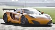 McLaren MP4-12C GT3 : la livraison aux clients débute