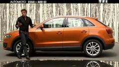 Emission Automoto : Essai Audi Q3; Volkswagen New Beetle; Votre voiture en vacances