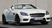 Mercedes SLK 55 AMG : Ode à la sonorité