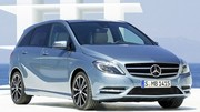 Mercedes Classe B 2012 : Le puzzle au complet