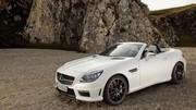 Mercedes-Benz SLK 55 AMG : Brute en retenue