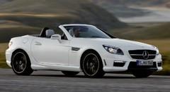 Mercedes SLK AMG : version rageuse